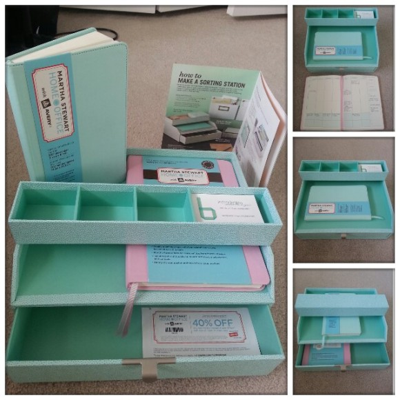 Martha Stewart Home Office with Avery Review