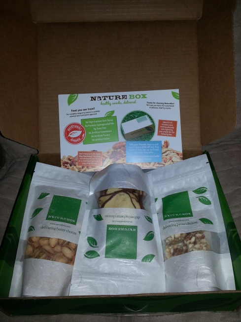 Nature Box January 2013
