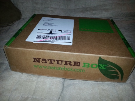 January 2013 Nature Box