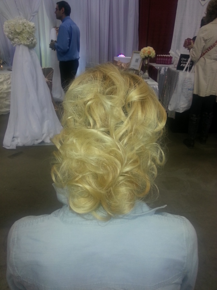 Hair by Val Mancini of Andrew Marke Salon