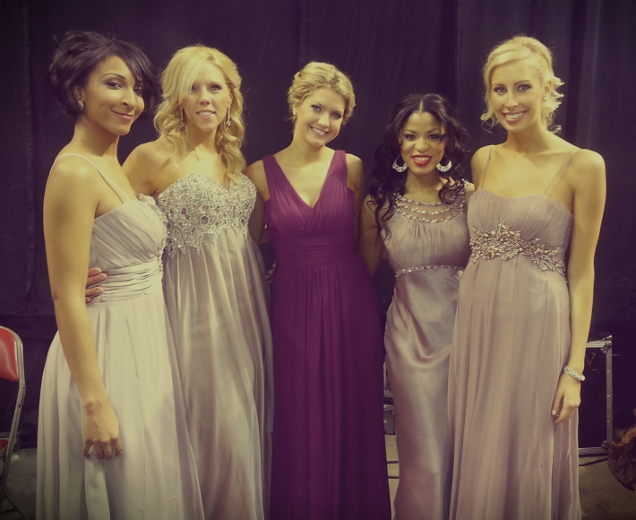 USA Group bridesmaid dresses