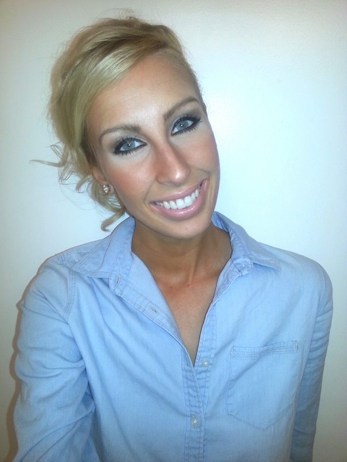 Makeup by Ray of Andrew Marke Salon