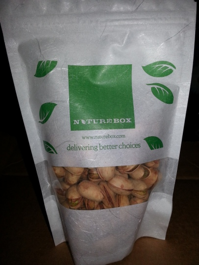 Nature Box - Lemon Pucker Pistachios