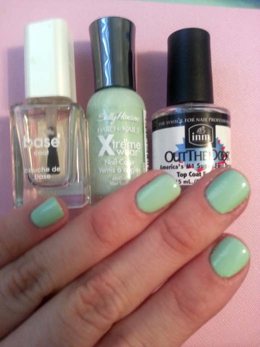 inn Out The Door top Coat review