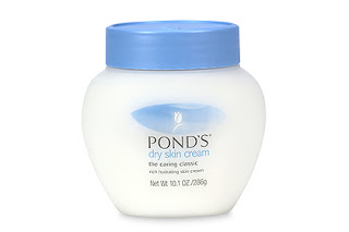 ponds dry skin cream review